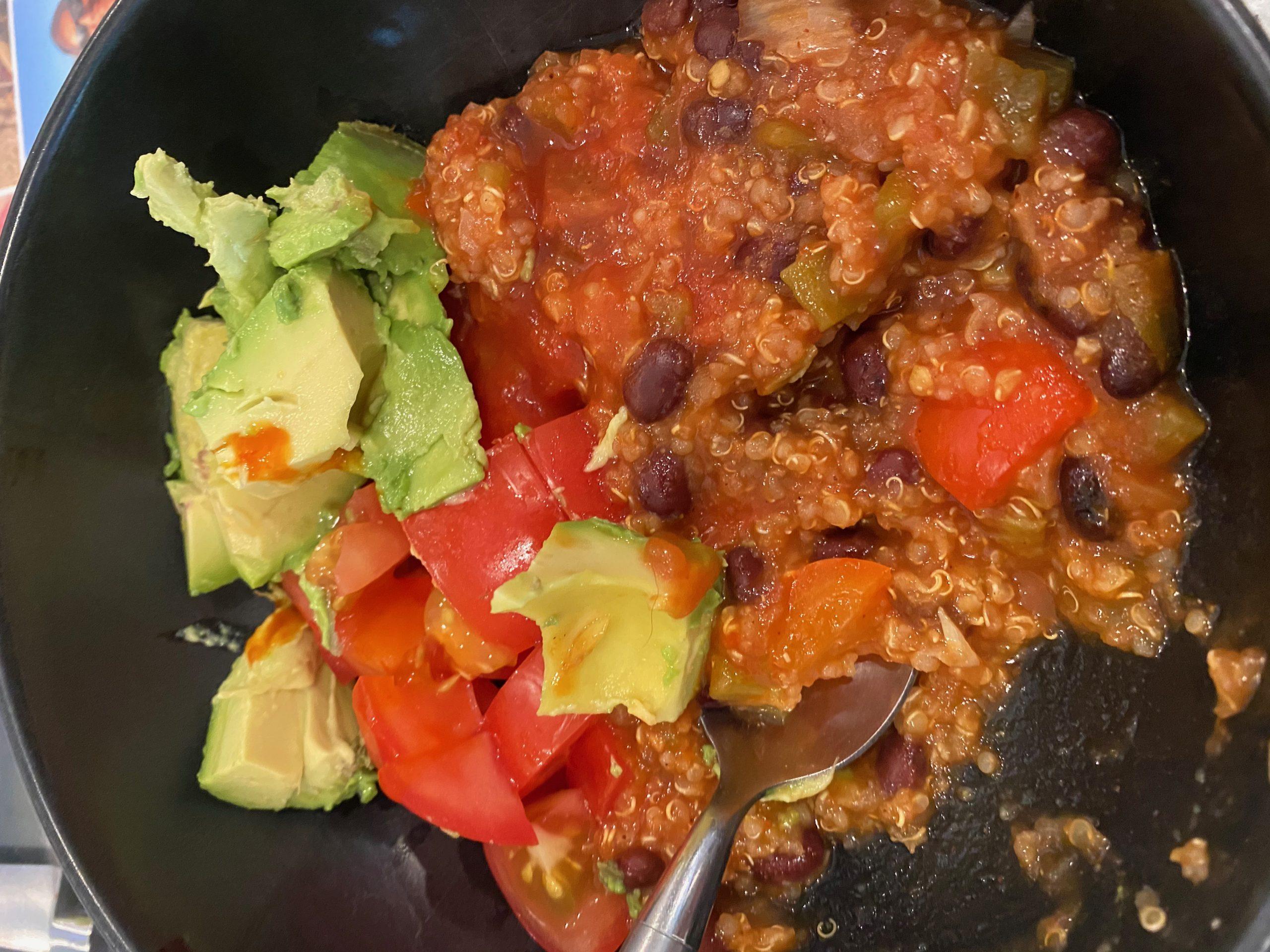 Quinoa Casserole – Slow cooker