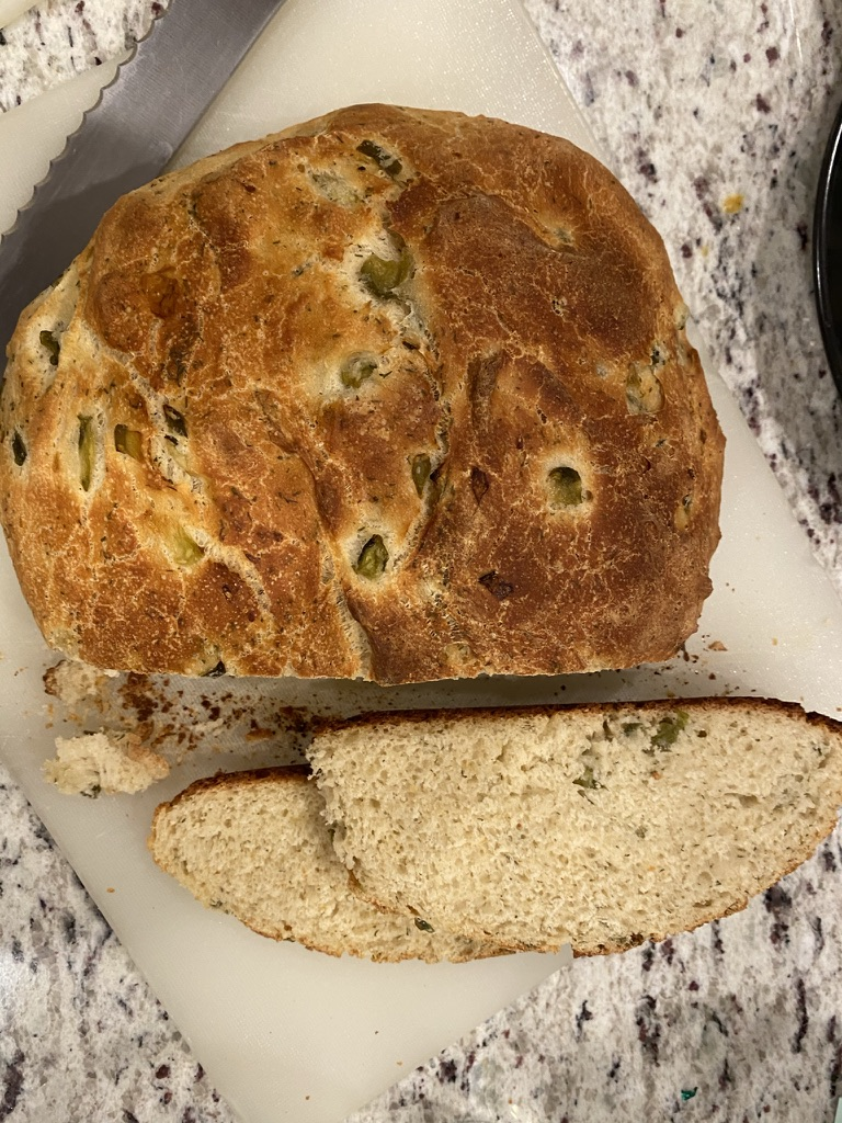 Pickle Bread
