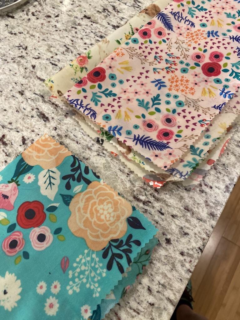 Beeswax wrap – DIY